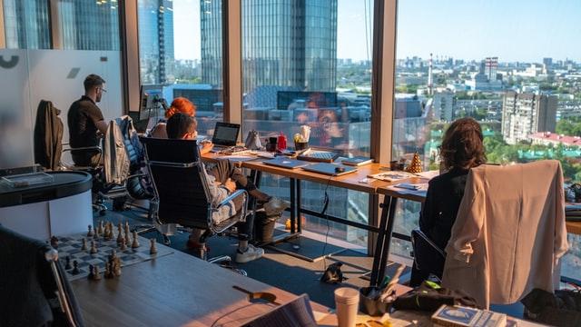 Najlepsze biuro dla firmy na start